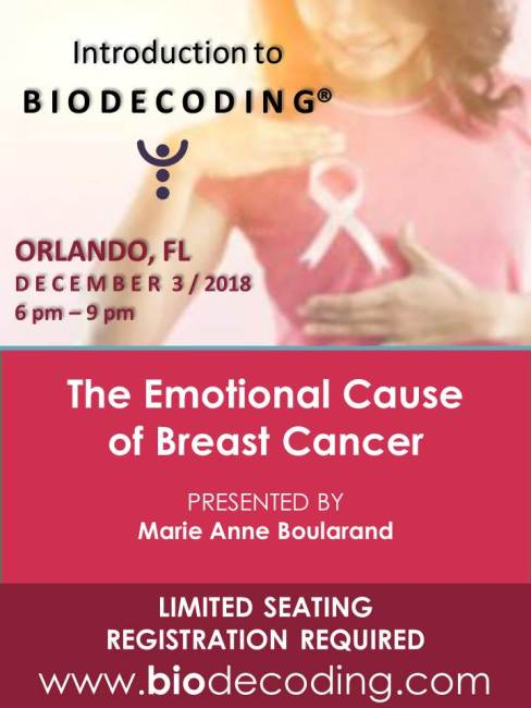 Breast Cancer Lecture Banner